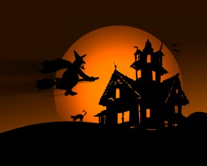 MCOI Halloween Night Time Treasure Hunt November 5th