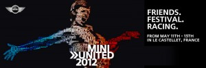 MINI United 2012 is ON! May 11th to 13th :