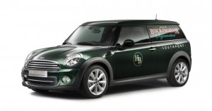 More space for style: The MINI Clubvan Concept