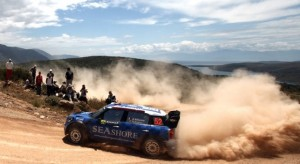 MINI WRC Takes 10th in Greece :