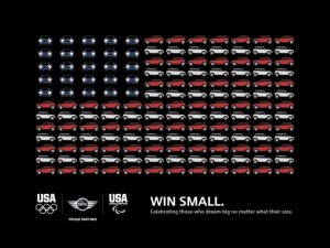 "Video: MINI Announces ""Win Small"" Campaign :"