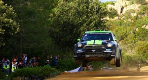 Sixth place for MINI with Atkinson in WRC Sardinia: