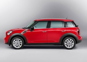 MINI Reveals A Mild Countryman Refresh :