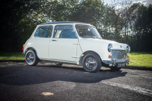 1968 Morris Mini Cooper, 998cc – Show Winner! :