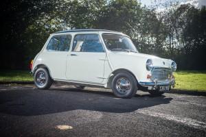 1968 Morris Mini Cooper, 998cc – Show Winner! :