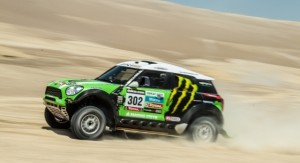 Dakar: MINI Still Leading After Stage Six