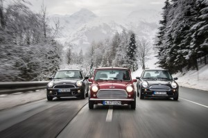 A Look Back at the Three Generation of the MINI Cooper & Cooper S :