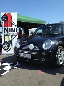 The Mini Club of Ireland at Mondello :
