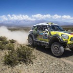 Official: MINI Wins the Dakar Third Year Straight, Takes Entire Podium :