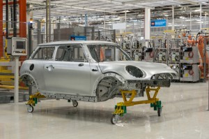 Official: F56 MINI Production to Expand to Netherlands Plant VDL Nedcar :