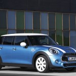 World Debut: The MINI F55 Five Door Hatch :