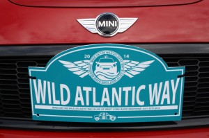 Minis on the Wild Atlantic Way – Part 1. Photos :