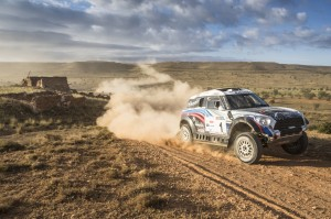 MINI Prepares for the 2015 Dakar Rally :