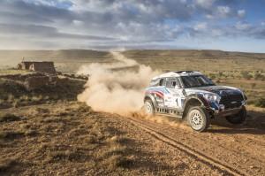 MINI Prepares for the 2015 Dakar Rally :