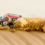 Fifth Stage Win for MINI at the 2015 Dakar Rally :