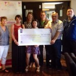 MCOI donate €2,230 to Cork Association for Autism :
