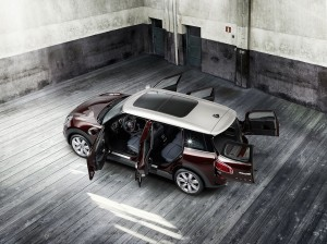 The New F54 MINI Clubman :