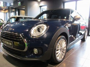 Halloween Party & New MINI Clubman Launch :