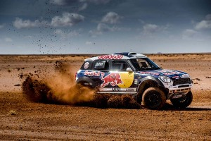 MINI come 2nd, 4th and 6th in 2016 Dakar Rally :