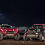 THE DAKAR MINI JCW BUGGY :