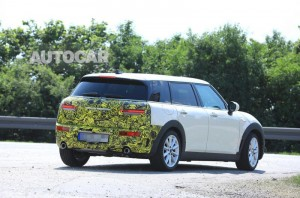 THE 2019 MINI CLUBMAN LCI Latest :
