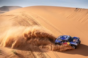 THE ROAD TO DAKAR 2019 :