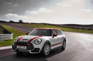 2019 MINI JCW Clubman and Countryman with 306 horsepower :