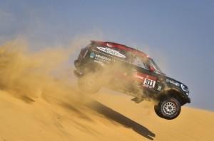 Carlos Sainz wins the 2020 Dakar Rally in a MINI JCW Buggy :