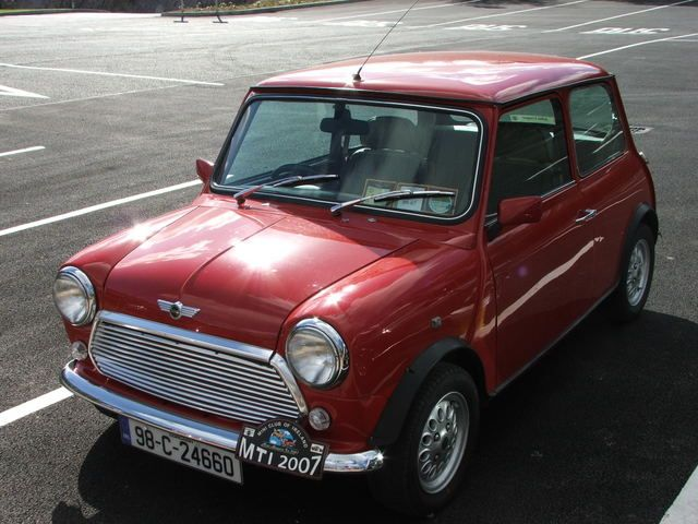 Fergals beautiful Mpi Mini Cooper.