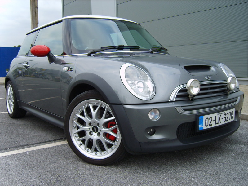 Yorkie - Fergals everyday R53 MINI Cooper S