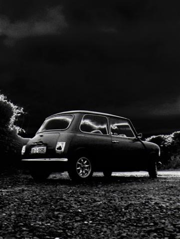 Another artistic shot of Marks Mini